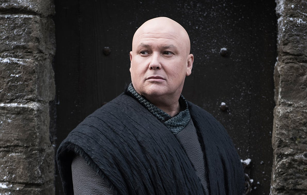 Conleth Hill (aka Varys) Reacts to Last Sunday's Episode of 'Game of Thrones'