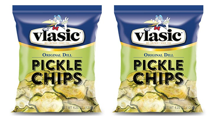 Prepare Thy Burger: Pickle Chips Made from Real Pickles Are Coming