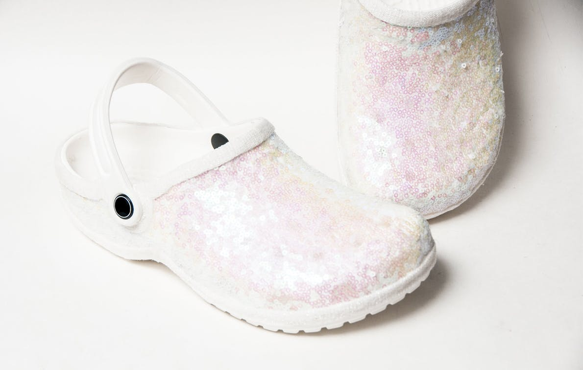 Quick Question: Would You Wear Crocs to Your Wedding?