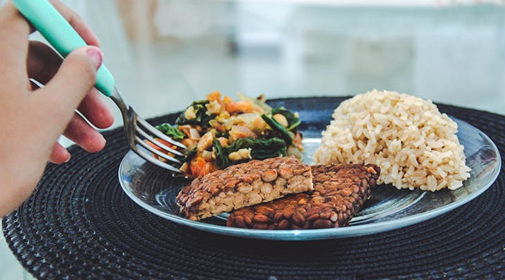 Meet Tempeh, the Vegan Superfood That's Tastier (and Healthier) Than Tofu
