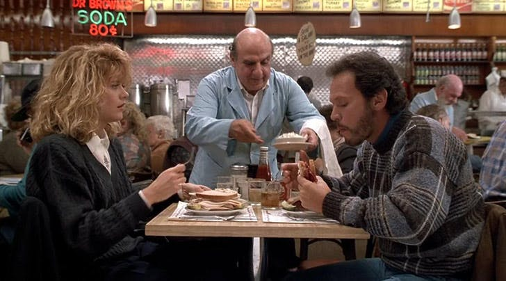 Katz's Deli Is Having an 'I'll Have What She's Having' Scene Reenactment Contest (& Where Do We Sign Up?)