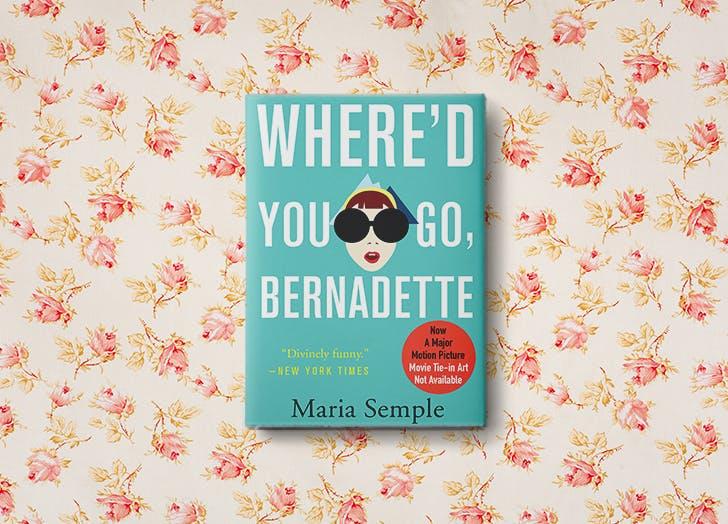 whered you go bernadette maria semple