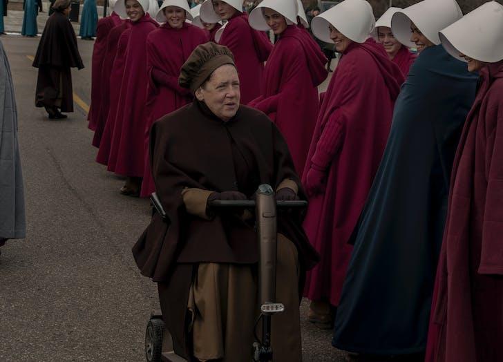 Aunt Lydia handmaids tale