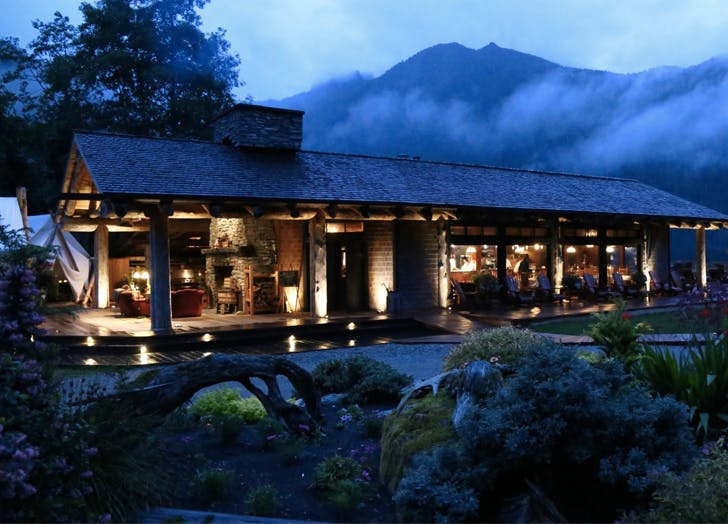 Clayoquot Wilderness Resort Vancouver Canadá