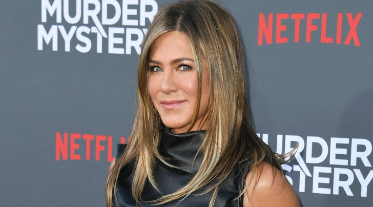 This Is How To Get Jennifer Aniston S Shiny Hair Purewow