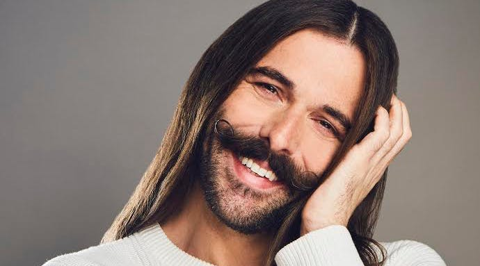 Exclusive: 'Queer Eye' Star Jonathan Van Ness Has Spoken, and the Best Way to Style Your Hair This Summer Is…