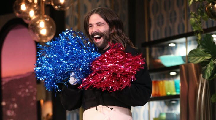 Exclusive: Jonathan Van Ness Says This Is the Key to Living Your Most Confident Life (Even When You Don't Feel So Hot)