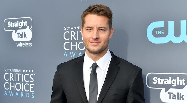 'This Is Us' Star Justin Hartley Talks About His Character's Mystery Son & Reveals Who He Hopes the Mom Is