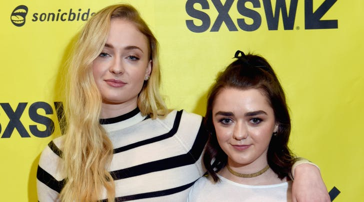 Where in the World Is Maisie Williams? Fans Await Her Arrival at Sophie Turner and Joe Jonas's Wedding