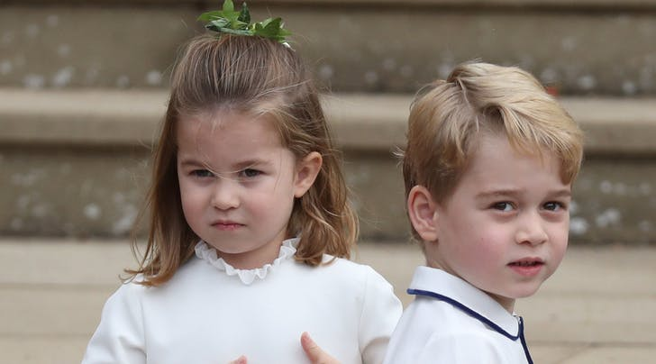 Prince George & Princess Charlotte Are Following in Kate Middleton's Footsteps & Picking Up This Hobby