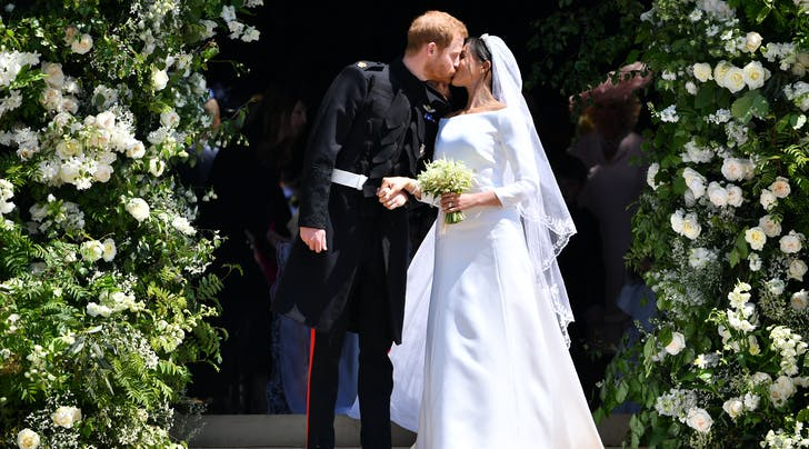 Meghan Markle's Wedding Dress Designer Says the Gown Was Meant to Show the 'Power of Simplicity'
