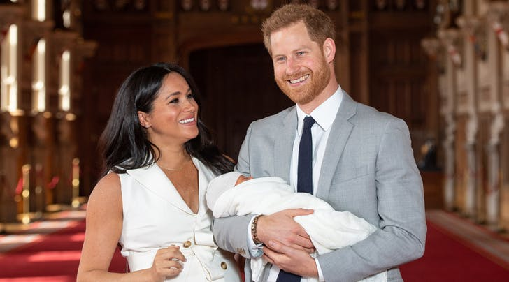 Meghan Markle & Prince Harry Just Hired Baby Archie's Nanny & We Have the Details