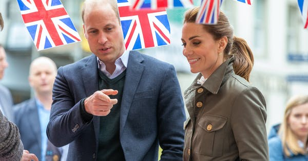 Kate Middleton & Prince William Just Went on the Most British Date Ever