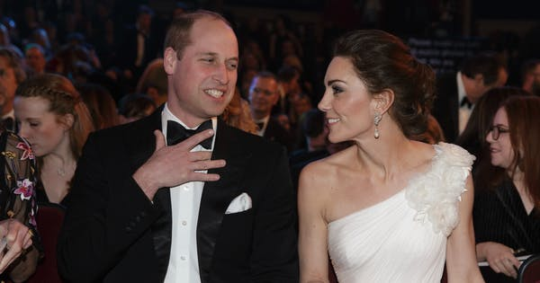 See How the Royal Family Wished Prince William a Happy 37th Birthday Today