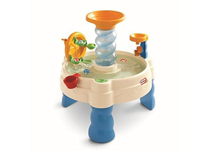 Spiralin Seas Waterpark Play Table