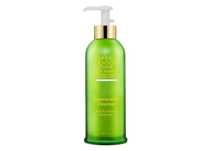 Tata Harper Regenerating Cleanser skin care splurge