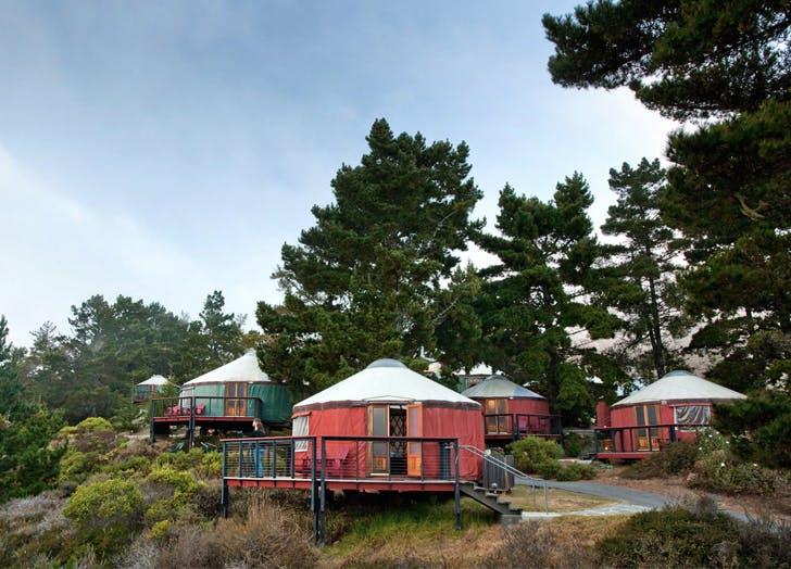 Treebones Resort big sur