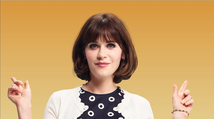 Exclusive: Zooey Deschanel's Secret to Parenting? Wonder Woman