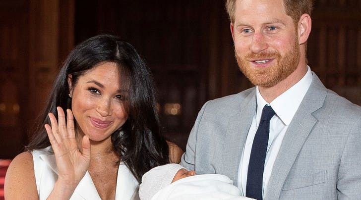 Buckingham Palace Just Announced Harry, Meghan and Archies First Big Royal Family Tour