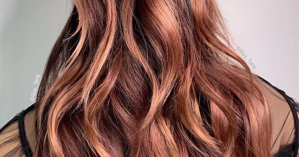 """Bourbon Sweet Tea"" is the Most Requested Hair Color Right Now"