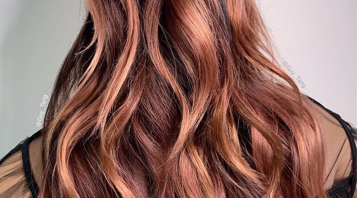 Bourbon Sweet Tea Is the Most Requested Hair Color Right Now