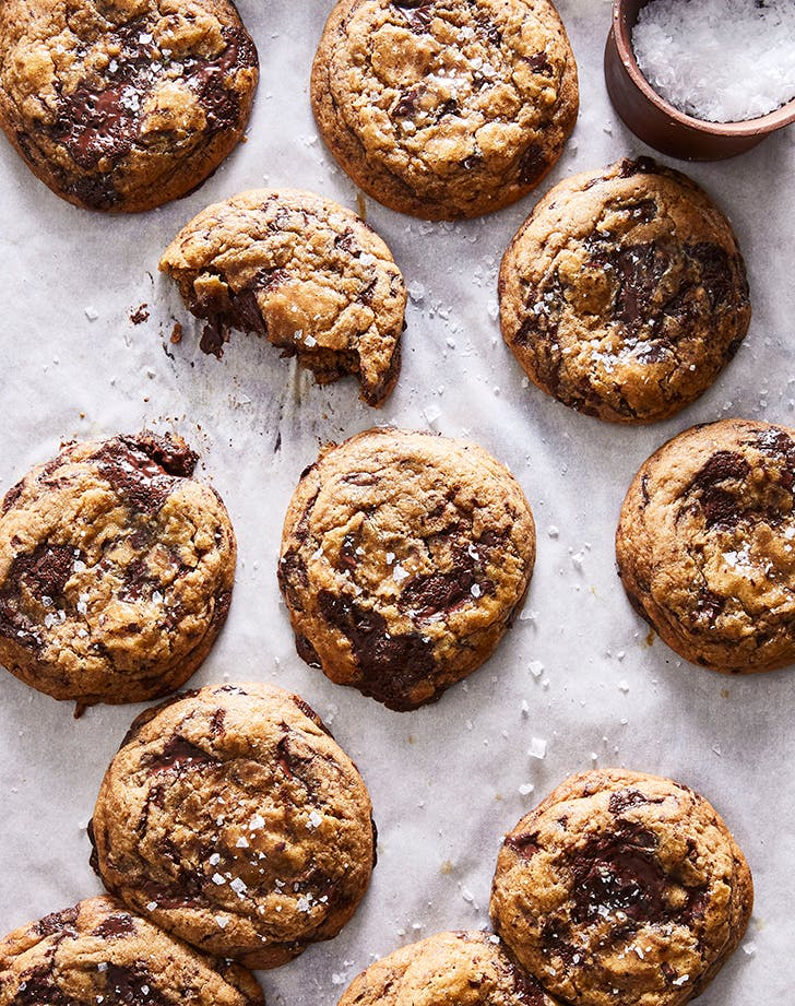 Sarah Copeland's Chocolate Chip Cookie for Modern Times
