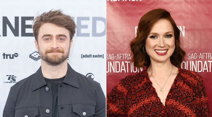 Accio, Remote Control! Daniel Radcliffe Is Joining the Cast of 'Unbreakable Kimmy Schmidt'