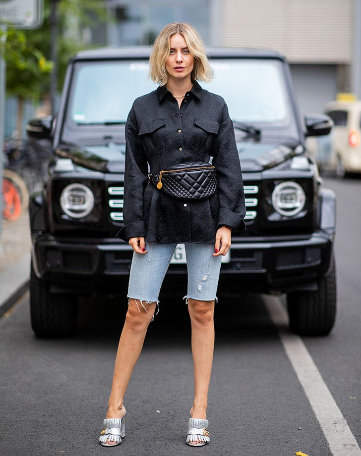 Want to Wear Shorts to the Office? Here's How to Make It Work