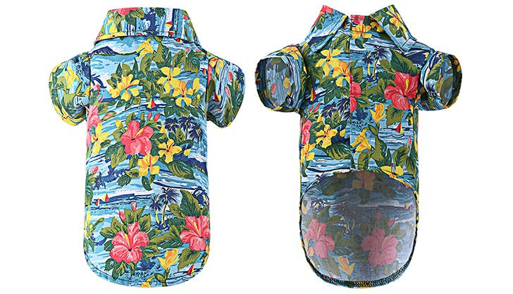 dog hawaiian shirt copy