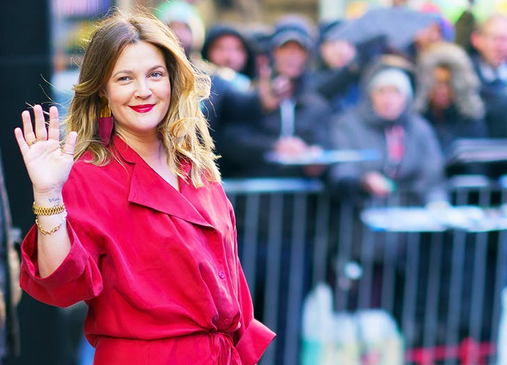 Exclusive: When It Comes to Dieting, Drew Barrymore Is All About the '80/20' Rule