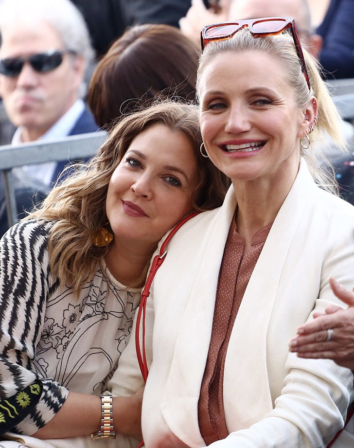 Exclusive: Drew Barrymore Reveals Which Two Former Costars She Would Trust to Babysit Her Daughters