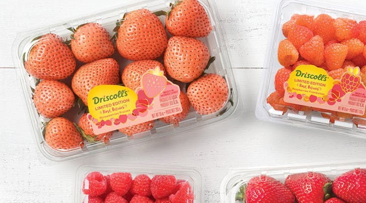 There's a New Varietal of Strawberry Inspired by Rosé—and It Actually Sounds Delicious