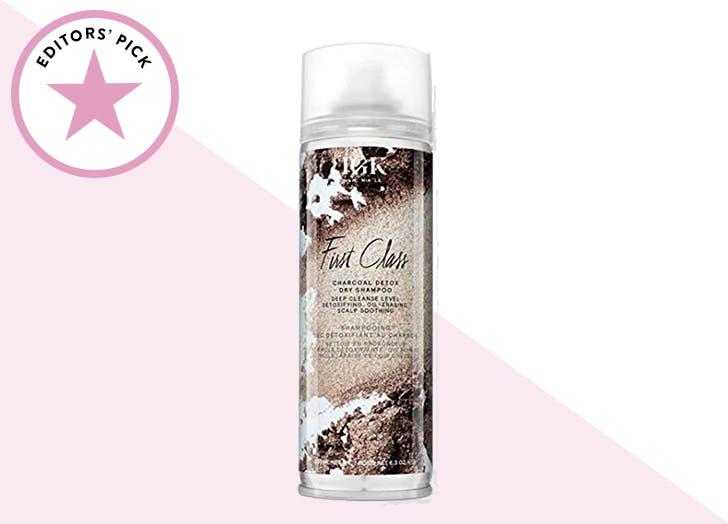 editors pick dry shampoo igk first class