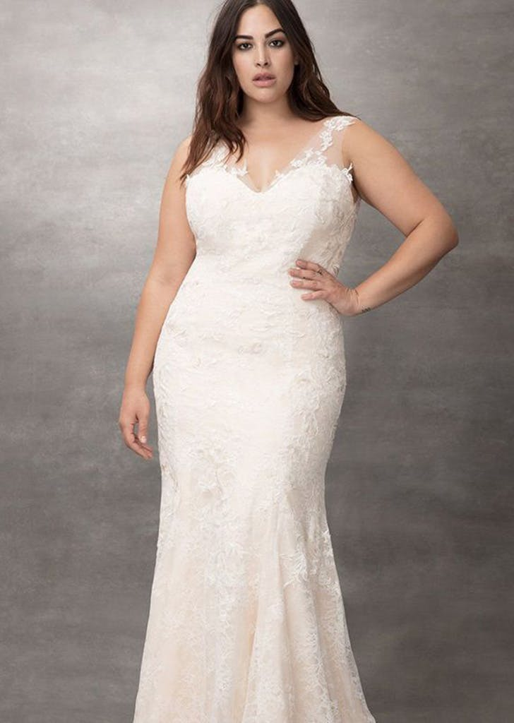 The Best Places to Buy a Plus-Size Wedding Dress - PureWow