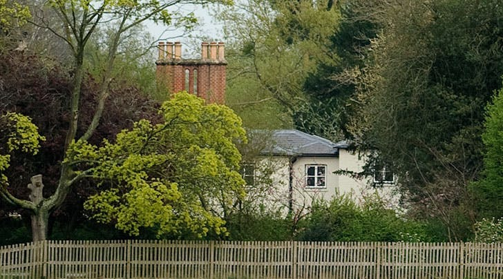 Prince Harry and Meghan Markle Are Planning the Gardens at Frogmore Cottage and We Can't Wait to See the End Result