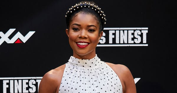 Gabrielle Union Just Wore This Summer's Best Shade of Red