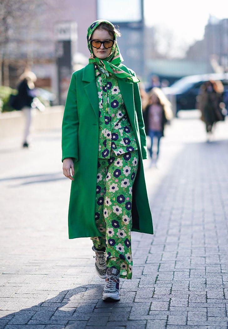 grandma chic low brow fashion