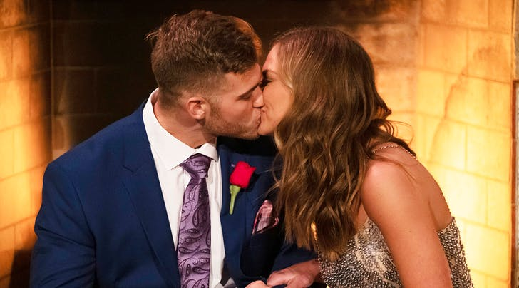Hannah Brown Defends Her Attraction to Luke P. on 'The Bachelorette'