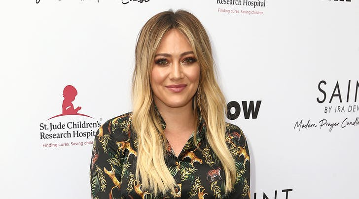 Hilary Duff Just Shared Her One-of-a-Kind Proposal Story