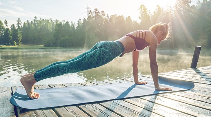 Good News: You're Probably Holding a Plank Longer Than You Need To