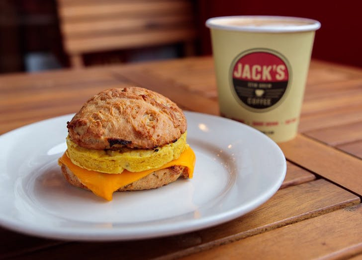 jacks stir brew sandwich