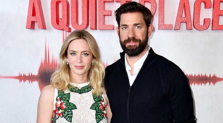 Are John Krasinski & Emily Blunt Teaming Up for 'Fantastic Four' Reboot? All Signs Point to Yes
