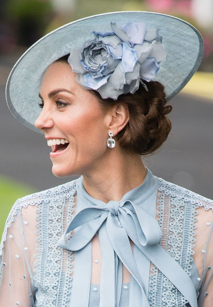kate middleton hat ascot