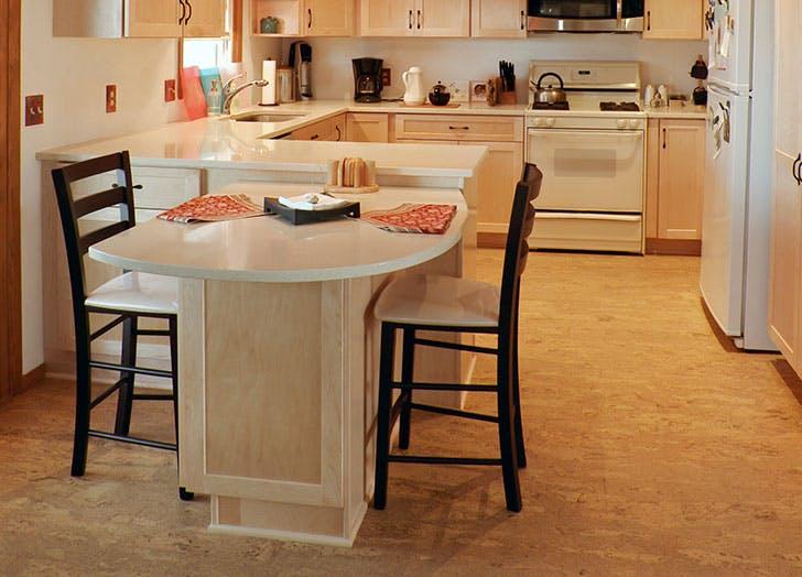 10 Kitchen Flooring Ideas Purewow