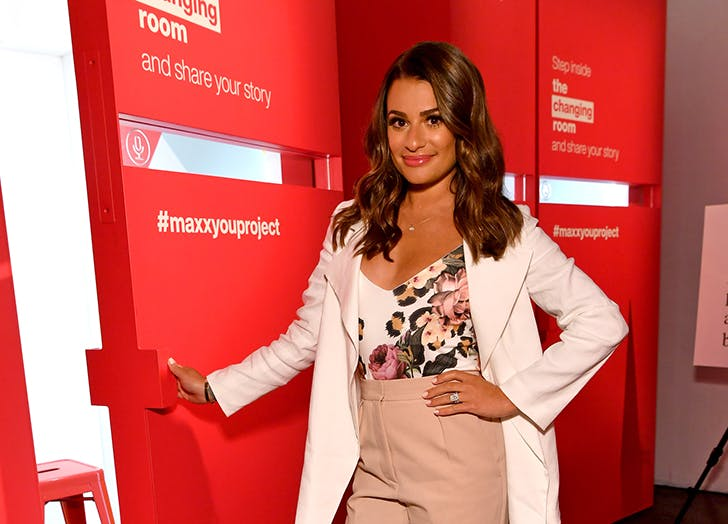 Exclusive: Lea Michele Spills on Her Dream Disney Princess Role