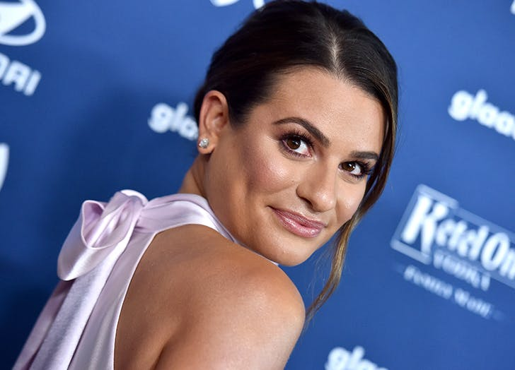 Exclusive: Lea Michele's Pre-Sleep Routine Is So Extra—and We Can't Wait to Try It Out