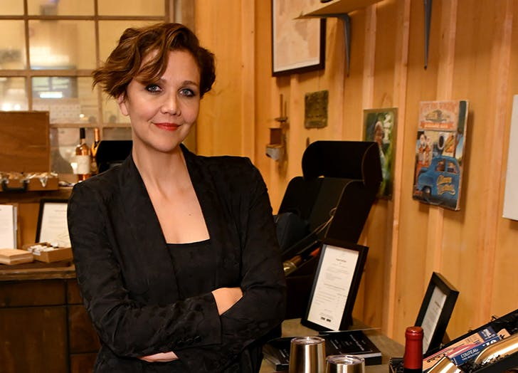 Exclusive: Maggie Gyllenhaal Can't Get Enough of This On-Trend Wine (& No, Its Not Rosé)
