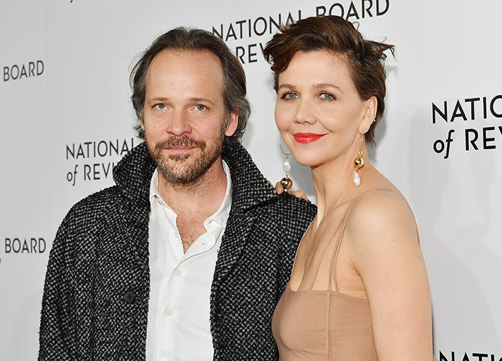 Exclusive: Maggie Gyllenhaal Reveals What Father's Day Gift Her Husband Is Getting...and It's Totally Low-Key
