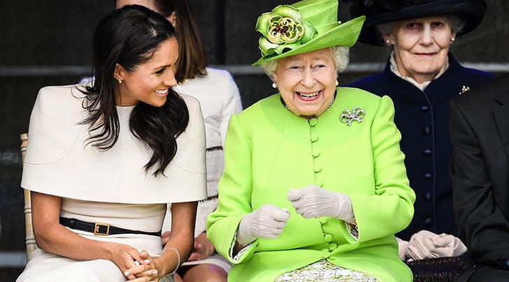 Queen Elizabeth and Meghan Markle Both Swear By This Super Accessible Entertaining Hack