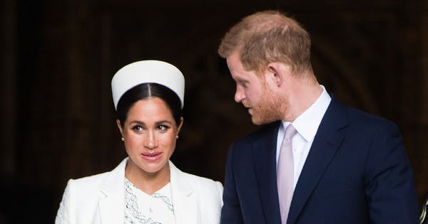 Meghan Markle and Prince Harry Just Unfollowed Everyone on Instagram...Again